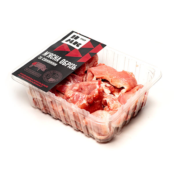 М'ясна обрізь зі свинини
